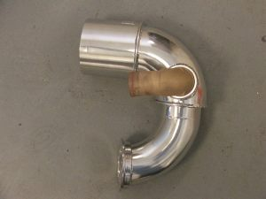 Volvo-Penta-TAMD-63-one-turbo-elbow-and-wet-exhaust-elbow